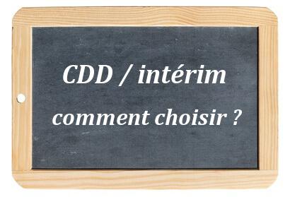 CDD ou Intérim ? Easyjob t'aide à choisir !