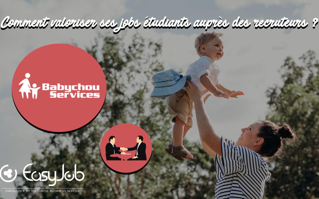 Comment valoriser ses jobs étudiants auprès des recruteurs ?